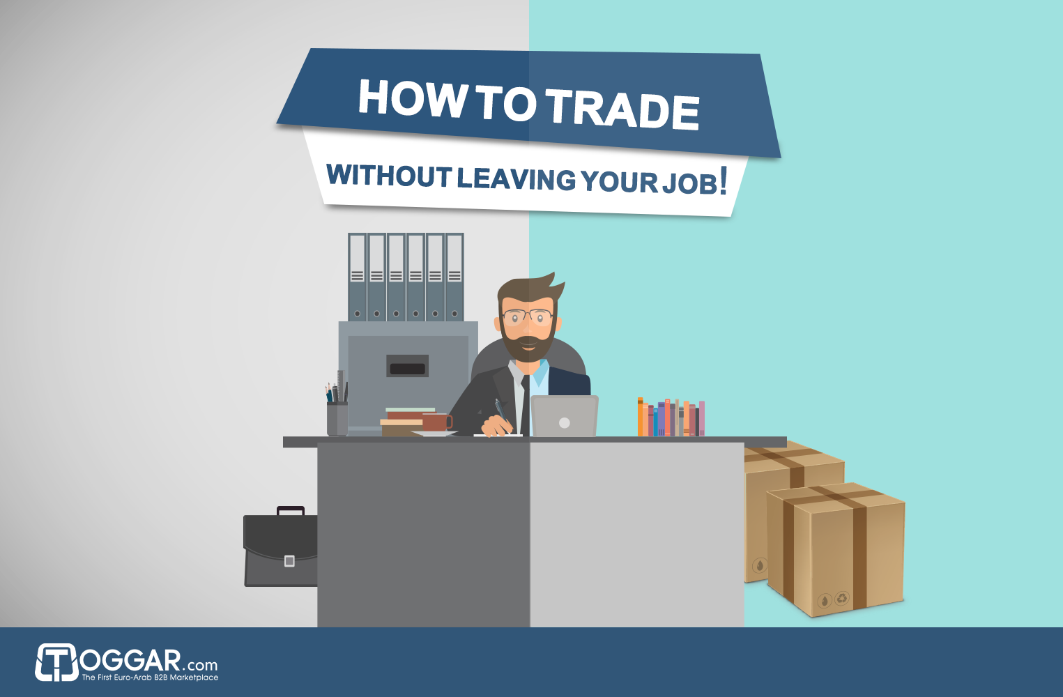 How to Trade without Leaving Your Job